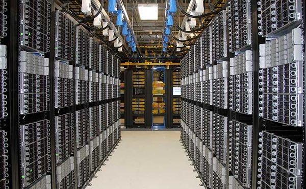 high density data center design