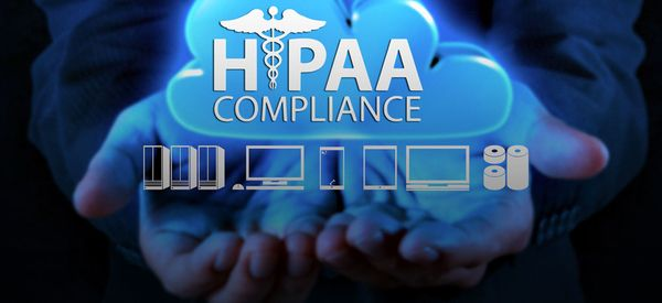 what is hipaa compliant server hosting
