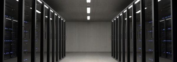 dedicated server room