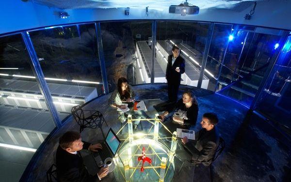 underground colocation data center