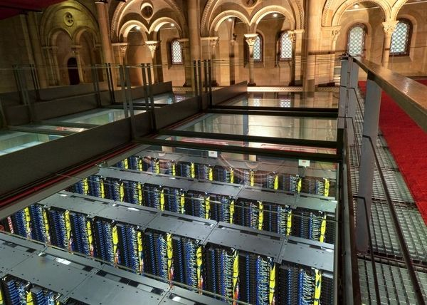 barcelona supercomputer