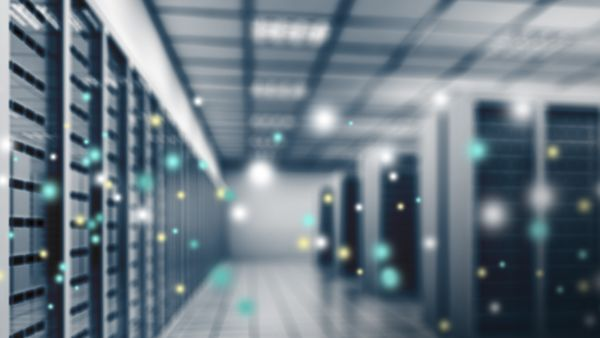 tech changing the data center