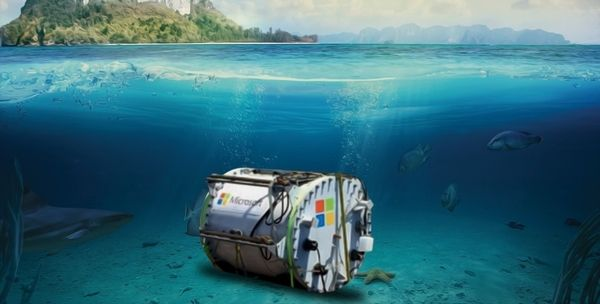underwater windows dedicated server hosting