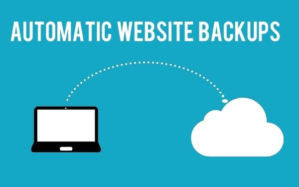 website backup service