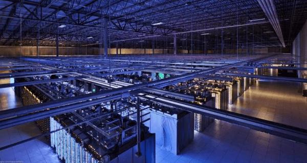 data center renewable energy