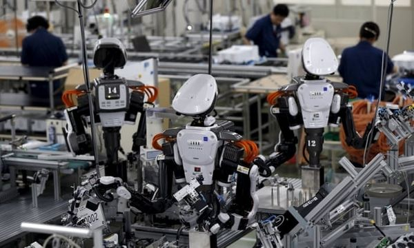 robots as security guards