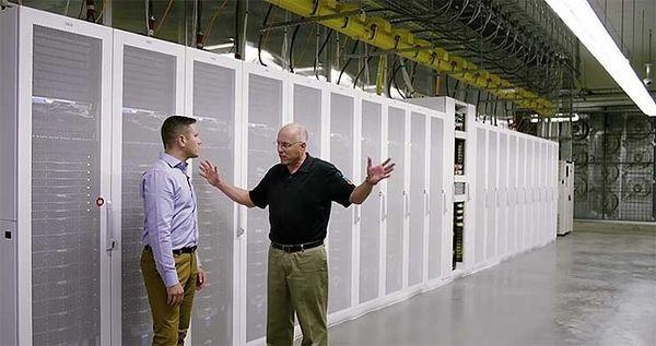 data center electrical design