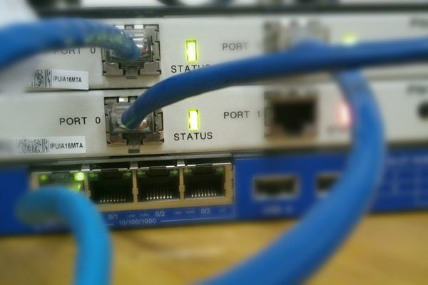 network troubleshooting physical connections