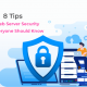 web server security best practices