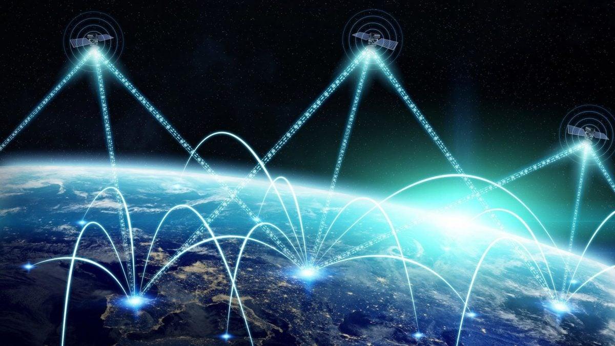 internet satellites