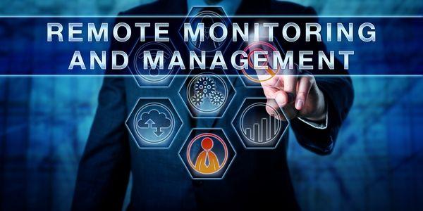 data center remote monitoring