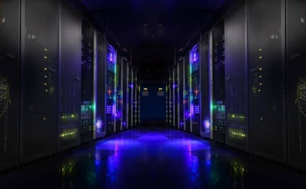 lights out data center