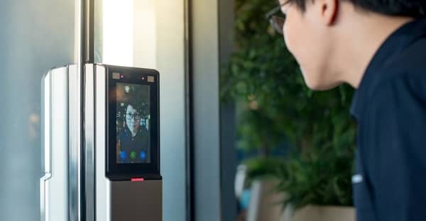 artificial intelligent face recognition data center