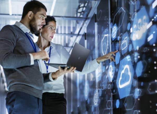 professional data center team
