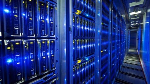 data center boom