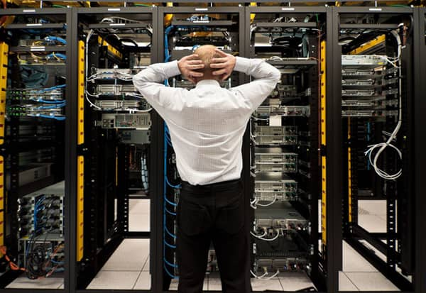 traditional disaster recovery
