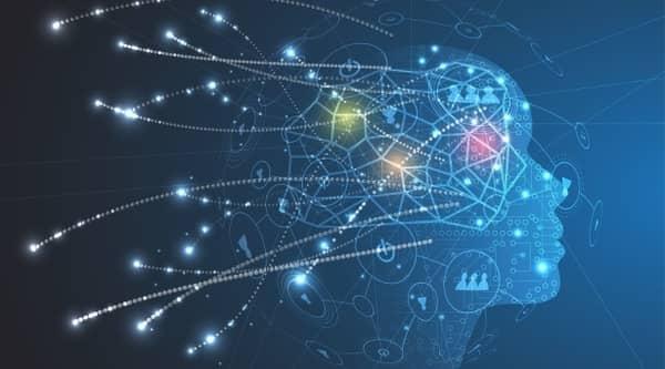 AI artificial neural network