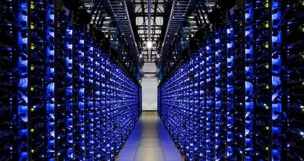 are data centers running out of space