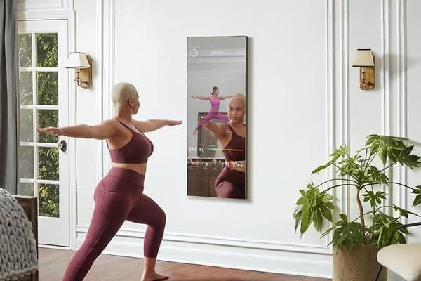 mirror home gym ar