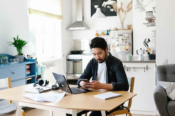 why a remote working staff is beneficial for companies
