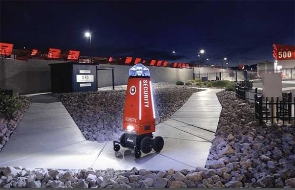 data center robot security