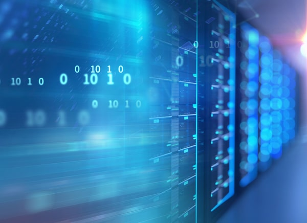 batter powered data center