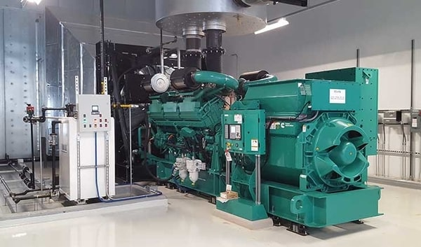 diesel generator data center