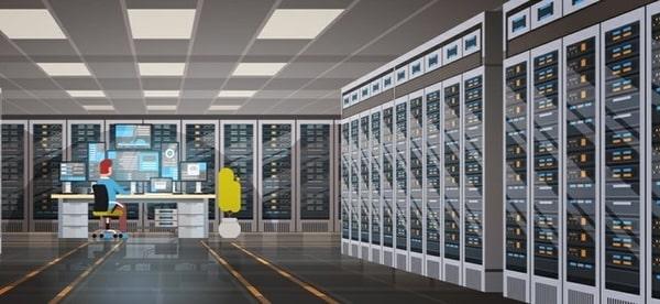 data center simulator
