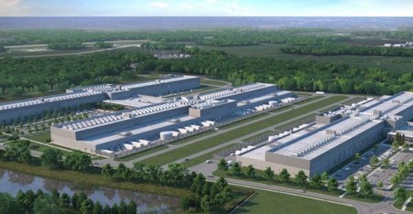 largest data center