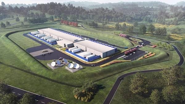 rural data center