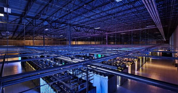 split architecture data center