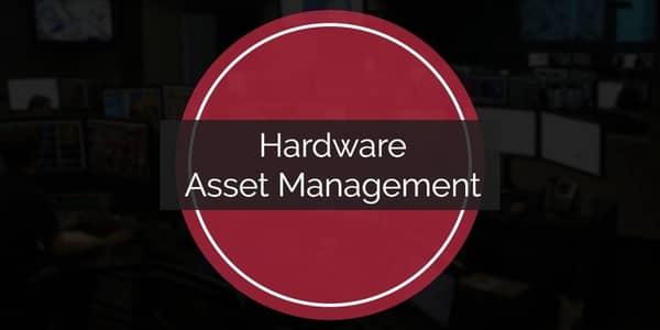 hardware lifecycle management