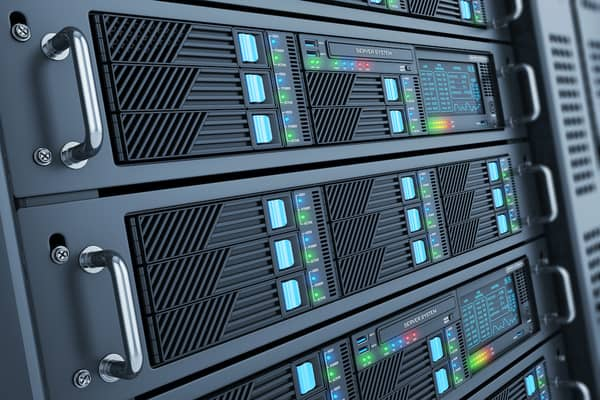 best servers for small business