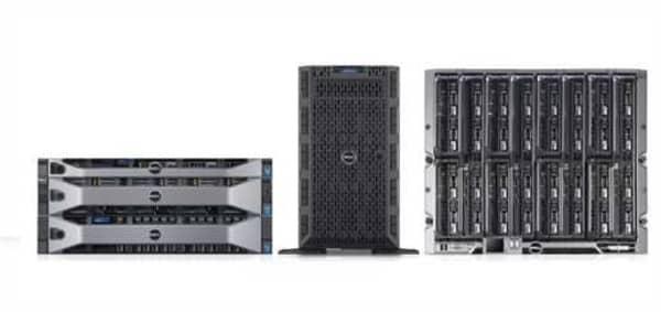 tower server rack server blade server