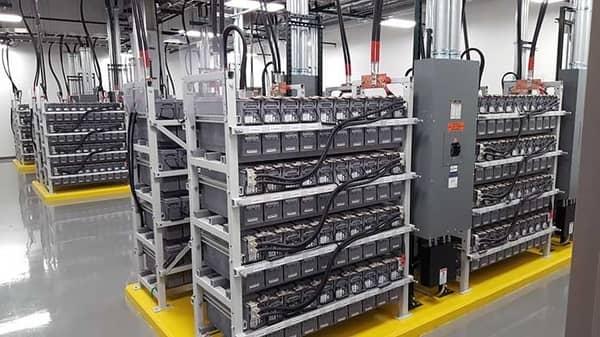 data center uninterruptible power supply