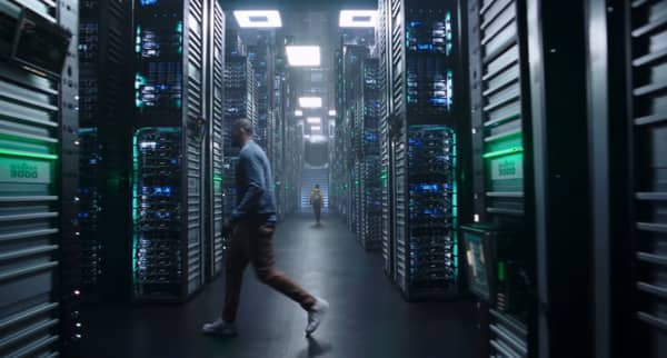 space jam a new legacy data center
