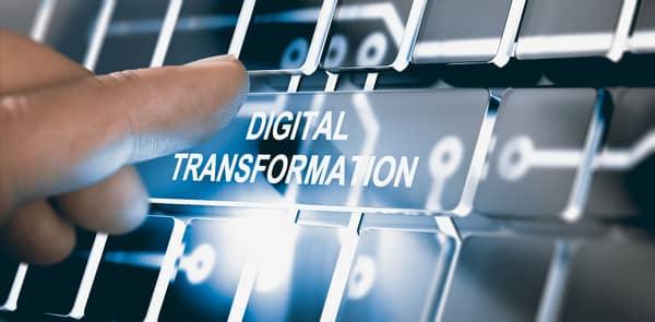 digital transformation of data