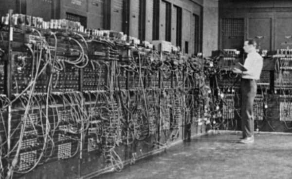 early data centers