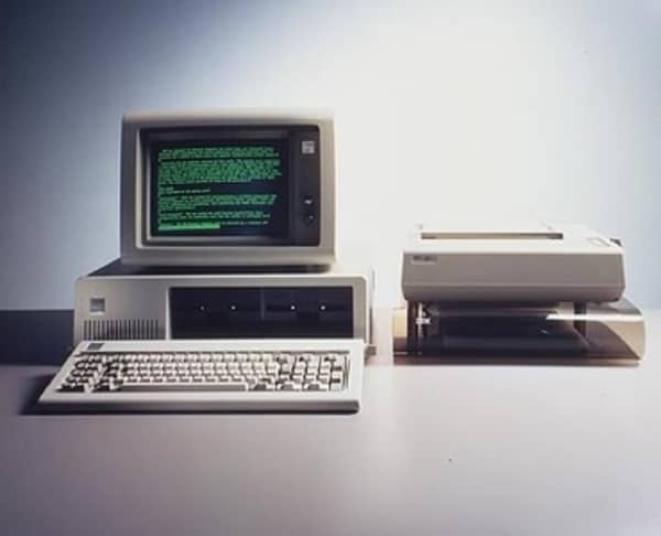 first personal computer