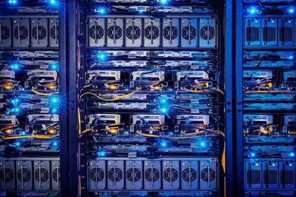 hi tech data center