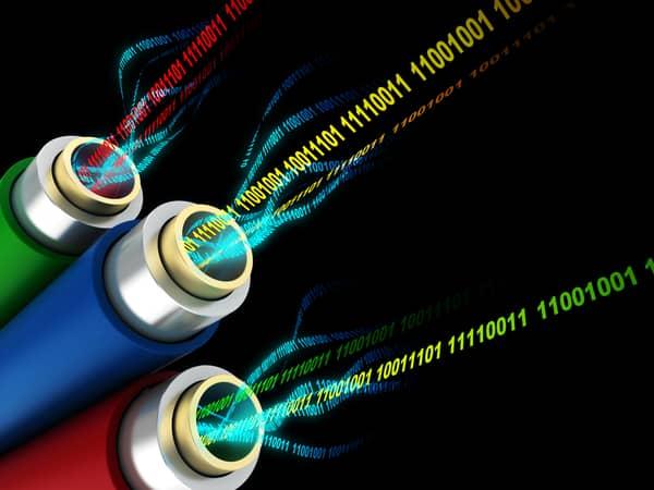 fiber optics single mode multimode