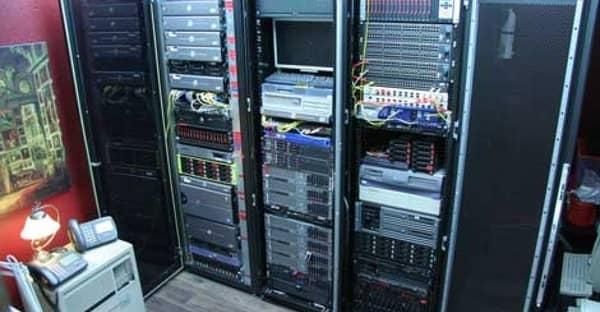 in-house data center