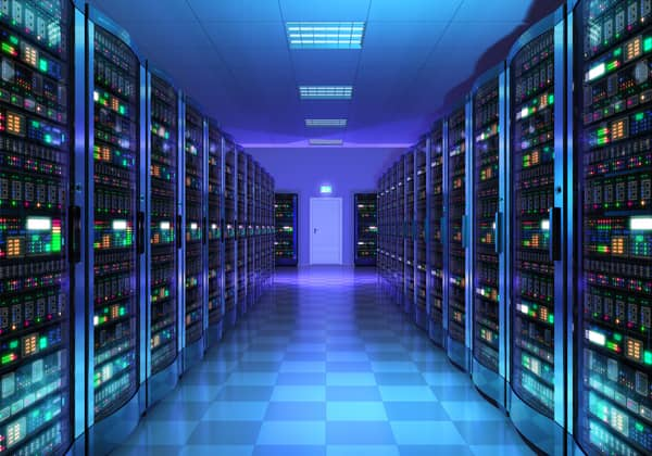 what is data center uptime
